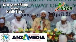 Video Habib syech Bareng K.H Anwar Zahid 2018 MP3, 3GP, MP4, WEBM, AVI, FLV Februari 2019