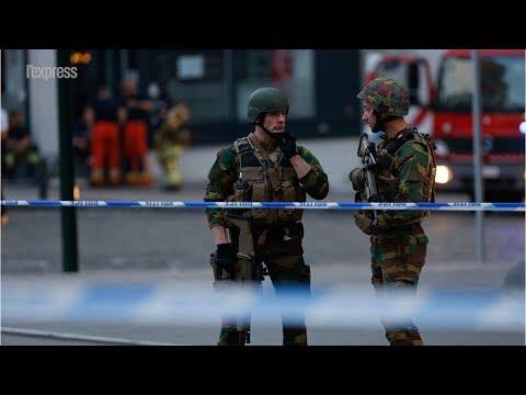 Attaque terroriste à la Gare Centrale de Bruxelles
