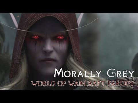 Sharm ~ Morally Grey