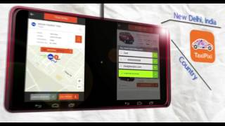 Taxi Booking App Book Taxi Cab YouTube video