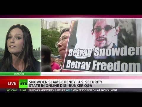 coming - The threat of imprisonment or murder will not stop the truth from coming out, Edward Snowden, the whistleblower who blew the lid on the massive National Secu...