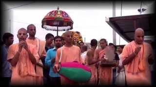 "Hare Krishna Movement -Hyderabad celebrated ""Maha Harinama Sankirtana Usthava"""