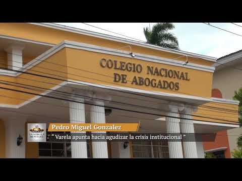 'Varela presiona a diputados desde instituciones que controla', afirma Pedro Miguel González