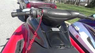 9. 2004 Yamaha Waverunners FXHO