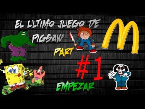 El Ultimo Juego de Pigsaw part. 1/2 - Walkthrough
