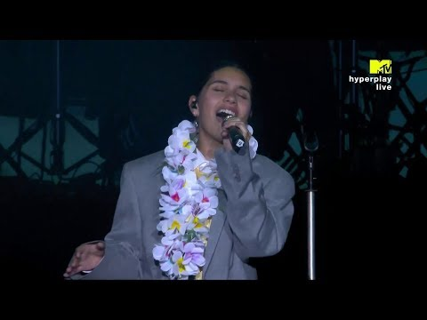 Alessia Cara - How Far I'll Go (Live At MTV Hyperplay 2018)