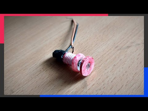 DIY Push Button Switch