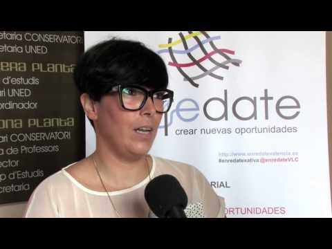 Patricia Bolinches Directora Mononcle Enrédate Xátiva 2014