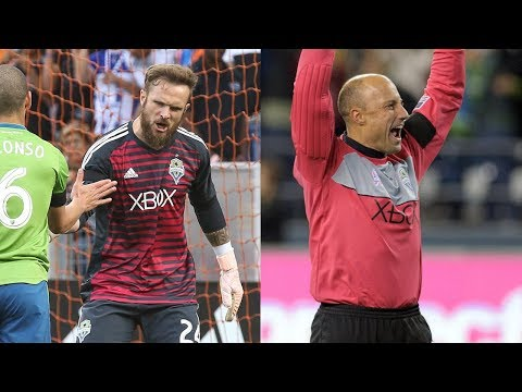 Video: Sounders win Save of the Year for third time