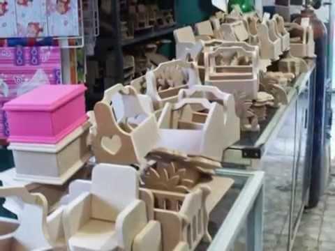 Manualidades madera videos videos relacionados con - Hacer manualidades con madera ...