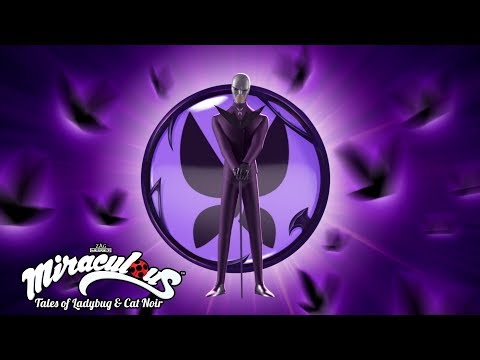 MIRACULOUS | 🦋 HAWK MOTH - Transformation 🦋 | Tales Of Ladybug And Cat Noir