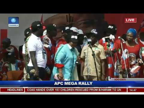 PDP Defectors Express Delight Joining Ruling Party Pt.16 |Live Event|