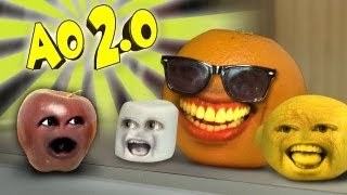 Video Annoying Orange - Annoying Orange 2.0!!! MP3, 3GP, MP4, WEBM, AVI, FLV Oktober 2017