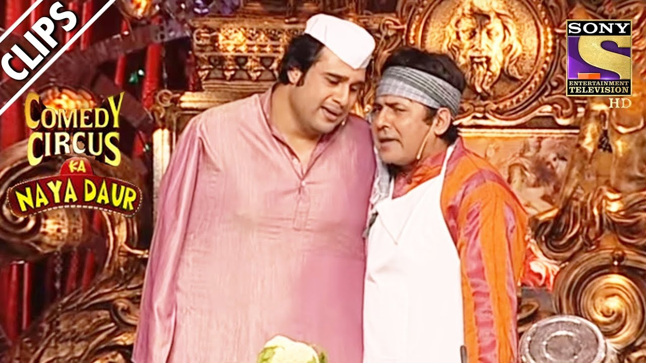 Sudesh Teaches Krushna How To Cook | Comedy Circus Ka Naya Daur