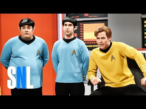 Star Trek Lost Episode - SNL