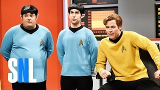 Video Star Trek Lost Episode - SNL MP3, 3GP, MP4, WEBM, AVI, FLV Maret 2018