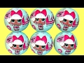 LOL SURPRISE DOLLS LOL SURPRISE BALLS Mystery packs of mini dolls Funtoyscollector