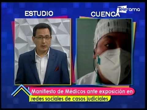 Manifiesto de médicos ante exposición en redes sociales de casos judiciales