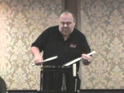 Talento con tambor