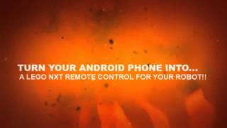 NXT REMOTE CONTROL REVIEW YouTube video
