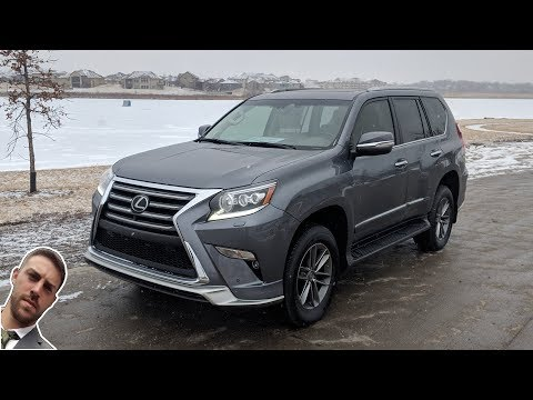2019 Lexus GX 460 LUXURY Package Review | Worth $12k More Than Premium?