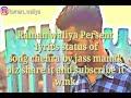 Chehra By Jass manak lyrics status by Raman waliya