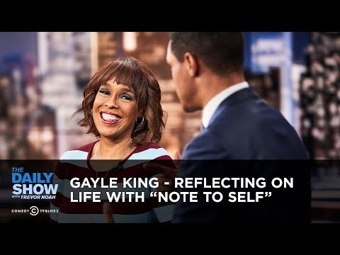 Gayle King - Reflecting On Life With