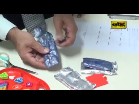 Hallan cocaína oculto entre juguetes