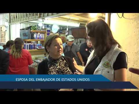 Visita al mercado La Terminal