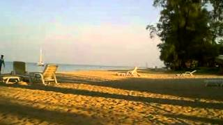Detecting Thailand Koh Lanta Long Beach Two Hours Two Hundred Baht