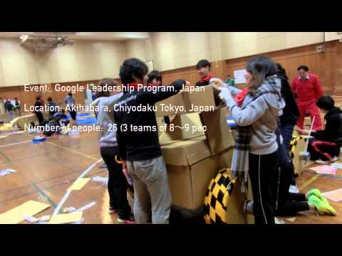 Flat Out Formula 1 With Google & Work Happiness Japan
