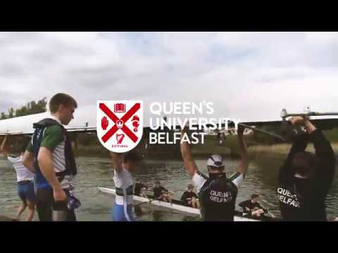 Belfast: Student City - Queen's University Belfast