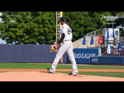 Jonathan Loaisiga - Yankees Pitching Prospect