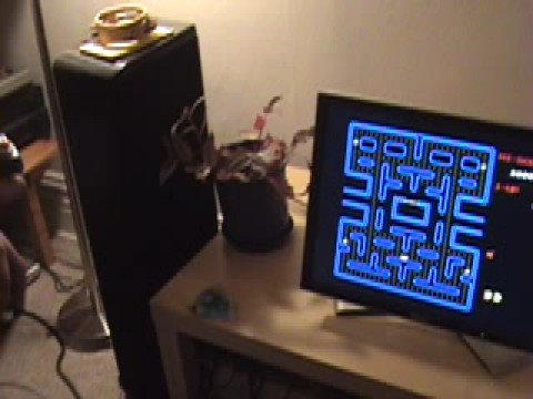 Guy gets world's lowest score in Pac Man - perfect zero