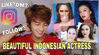 Video Beautiful Indonesian Actress - Instagram (Like, DM, Follow) MP3, 3GP, MP4, WEBM, AVI, FLV September 2018