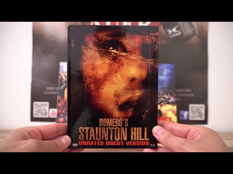 ROMERO'S STAUNTON HILL (AT Blu-ray Mediabook) / Zockis Sammelsurium Nr. 2217
