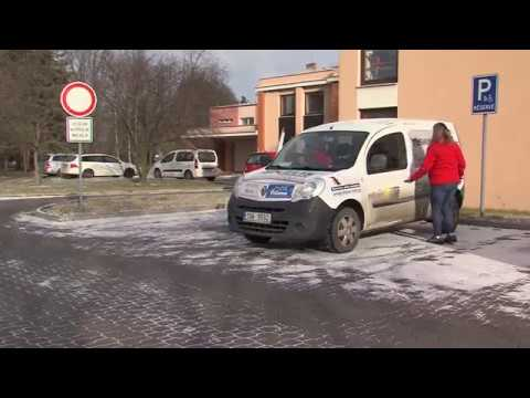 TVS: Hulín - Pečovatelská služba