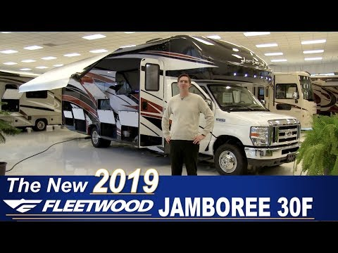 New Rv:  2019 Fleetwood Jamboree 30f - Shakopee, Mpls, St Paul, St Cloud, Mankato, Ramsey, Mn