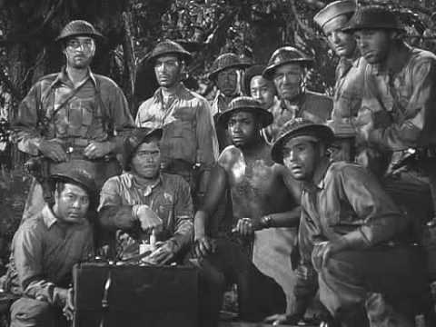 Bataan - Playlist: http://www.youtube.com/view_play_list?p=C094EDAA4B2BDD5E Being a war film made during the WWII you can see clearly anti-Japanese propaganda, as in ...