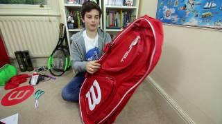 Nonton  52 New 2017 Wilson Tennis Bag Check With Felix   Tennis Brothers 2017 Film Subtitle Indonesia Streaming Movie Download