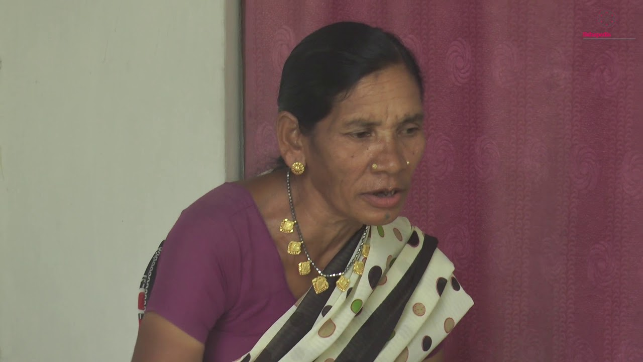 In praise of Lakshmi: Gurmay performing the Jagar, part II