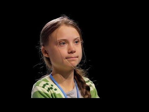 COP25:Για «απάτη» κατηγορεί τις χώρες η Γκρέτα