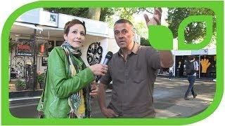 Interview mit dem Garten-Designer Cleve West (Chelsea 2014, englisch))