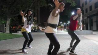 Dynamite (Taio Cruz) dance cover by Paper Dolls