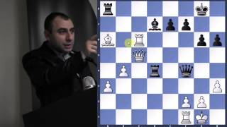 Lecture with GM Varuzhan Akobian - (Akobian vs. Shabalov | 2006 | King's Indian) - 2013.03.21