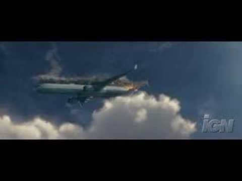 Superman Returns - Airplane Rescue