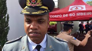 Major Anderson do 22GBM recebe Medalha Tiradentes