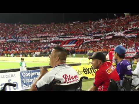 El aguante es el poder del hincha - Rexixtenxia Norte - Independiente Medellín