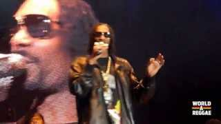 Snoop Lion aka Snoop Dogg Live @ Summerjam Festival 2013, Cologne - Germany (7/5/2013)
