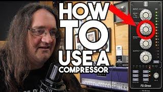 Video Audio Basics:  How to Use a Compressor | SpectreSoundStudios TUTORIAL MP3, 3GP, MP4, WEBM, AVI, FLV Juli 2018